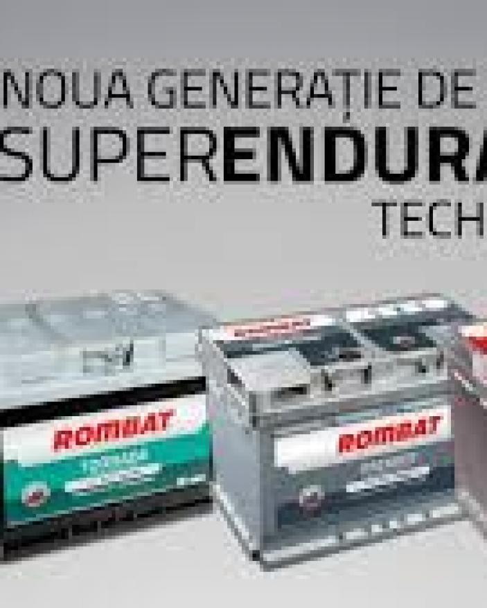 Acumulator 52ah Rombat calciu